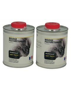 Schiuma poliuretanica bicomponente 1,5 litri