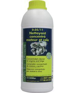 Detergente per sentina e motore D05/11 MATT CHEM