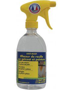 Antiruggine per gelcoat ANTI RUST Spray 500 ml
