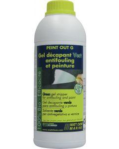 Decapante per antivegetativa, pittura, vernici. 1 litro