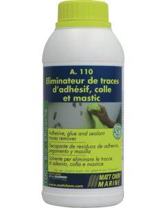 Detergente per adesivi A110 500 ml