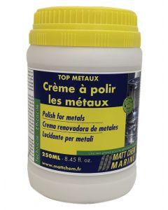 Crème à polir TOP METAUX