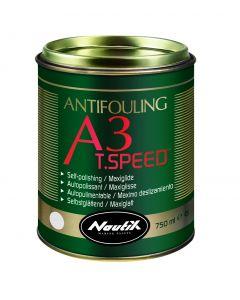 A3 T Speed 750 ml Noir