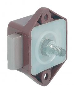 Serratura Push Lock Mini 2 pezzi
