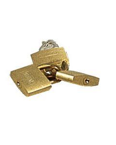 Lucchetto in ottone Standard stessa chiave