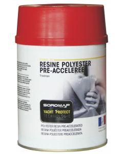 Kit resina + catalizzatore PMEC