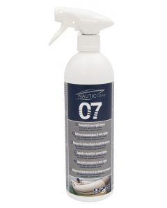 Detergente per gommone e semirigido - 07 NAUTIC CLEAN