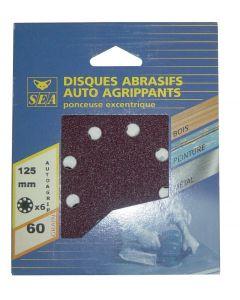 Disco abrasivo Ø 125