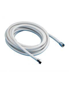 Doccetta Flessibile bianco 2,5 m