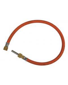 Tubo gas flessibile Raccordo G1/4 - ugello inox 8 mm
