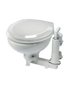 WC marino RM 69 Modello con tazza in porcellana sedile copri wc in resina