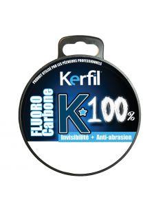 Fil fluorocarbone K*100% KERFIL