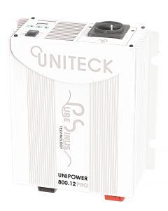 Inverter 12/220V a onda sinusoidale pura UNITECK