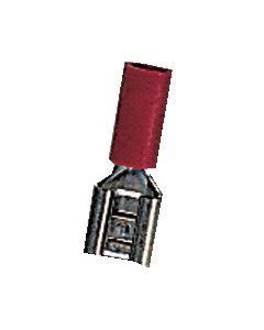 Faston femmina pre-isolato Colore rosso