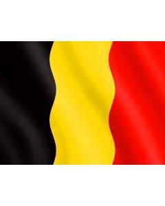 Bandiera belga senza scudo 40 x 50 cm