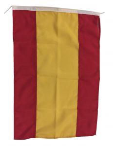 Bandiera in stamigna di poliestere Spagna
