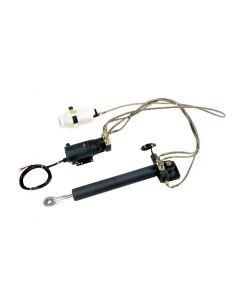 Attuatori idraulici in linea attuatore