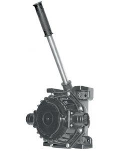 Pompa manuale Universale nera