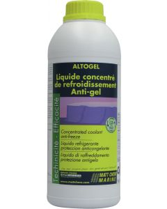 """Liquido di raffreddamento """" ALTOGEL"""""""