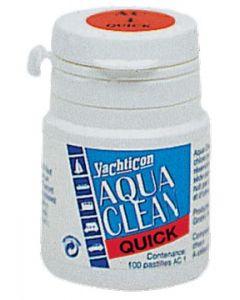 Disinfettante Aqua Clean in pastiglie Scatola da 100 pastiglie