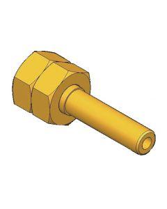 Adattatore estremità G1/4 - tubo 8mm