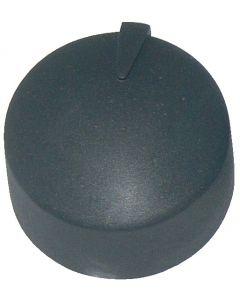 Manopole nere 2 pezzi