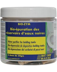 Additivo enzimatico per serbatoio acque nere BIO-ZYM 6 dosi da 30 g