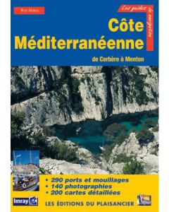 Guida Imray in francese Costa Mediterranea