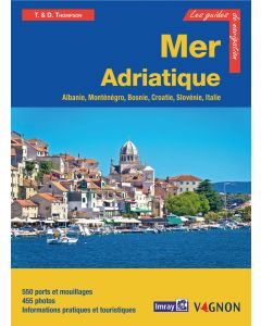 Guida Imray in francese Mar Adriatico