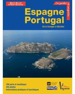 Guida Imray in francese Spagna e Portogallo