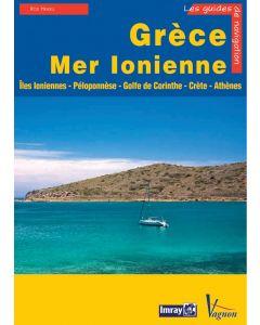 Guida Imray in francese Grecia - Mar Ionio