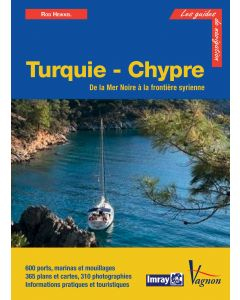 Guida Imray in francese Turquie - Chypre