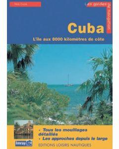 Guida Imray in francese Cuba