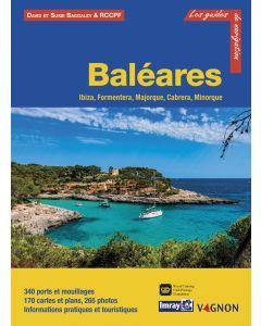 Guida Imray in francese Spagna Baleari