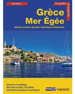 Guida Imray in francese Grecia - Mar Egeo