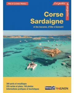 Guida Imray in francese Corsica, Sardegna e Isole della Toscana
