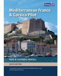 Guida Imray Mediterraneo Mediterranean France and Corsica