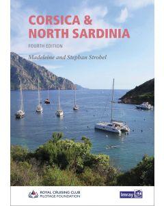 Guida Imray Mediterraneo Corsica and North Sardinia