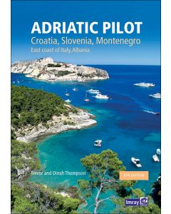 Guida Imray Mediterraneo Pilot Adriatic