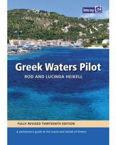 Guida Imray Greek Waters Pilot