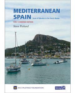 Guida Imray Mediterranean Spain