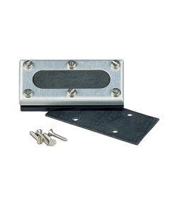 Passacavo stagno Rettangolare alluminio L94xl44xH21mm