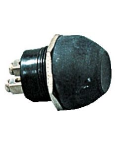 Pulsante stagno Modello piccolo Nero, 10 A