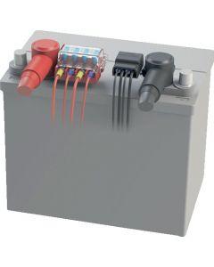 Modulo portafusibili per batterie