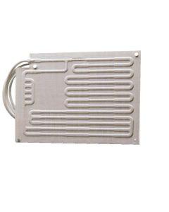 Evaporatore a piastraper unità refrigerante raffreddata ad acqua frigo max 60L