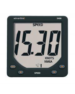 Log-speedometro con trasduttore