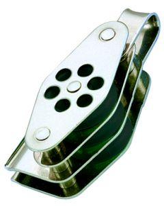 Bozzelli inox Triplo anello arricavo e strozzatore Ø da 4 a 6 mm