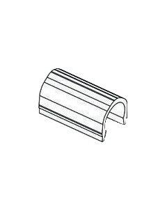 Componenti per passiuomo Copri cerniera passiuomo Low e medium 10 pezzi