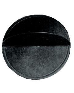 Palla nera Ø 30 cm, pieghevole