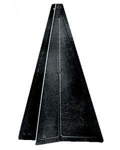 Cono nero pieghevole